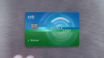 Citi Double Cash Card TV Spot, 'Football' - Thumbnail 2