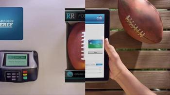 Citi Double Cash Card TV Spot, 'Football' - Thumbnail 5