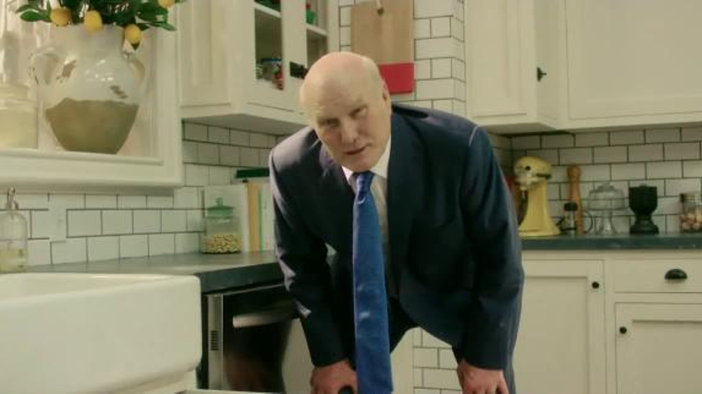 Terry Bradshaw Kitchen Commercial