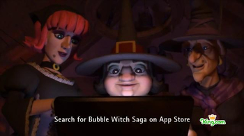 Bubble Witch Saga TV Spot, 'Cauldron'