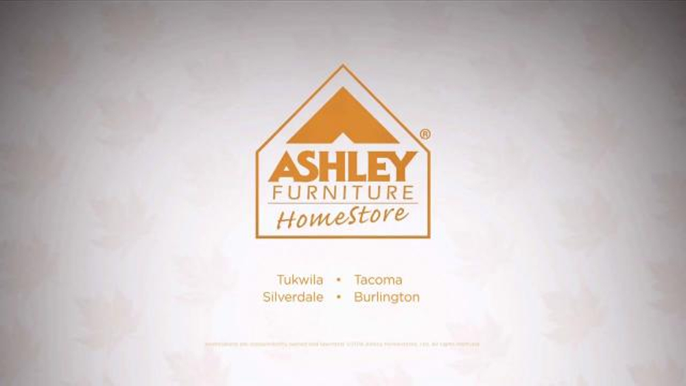 Ashley Furniture Homestore TV mercial Treat Yourself