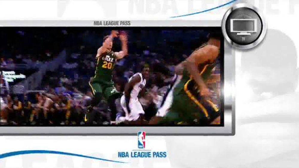 how to watch nba league pass on tv