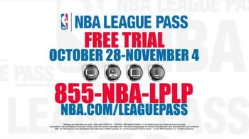 NBA League Pass TV Spot, 'New Season Excitment' - Thumbnail 10