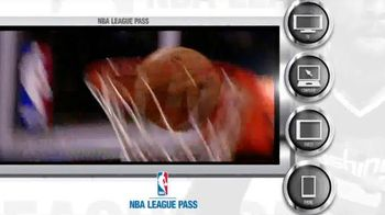 NBA League Pass TV Spot, 'New Season Excitment' - Thumbnail 6
