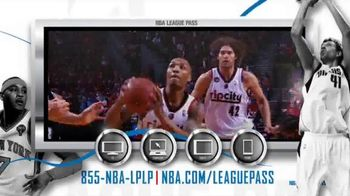 NBA League Pass TV Spot, 'New Season Excitment' - Thumbnail 7
