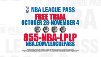 NBA League Pass TV Spot, 'New Season Excitment' - Thumbnail 8