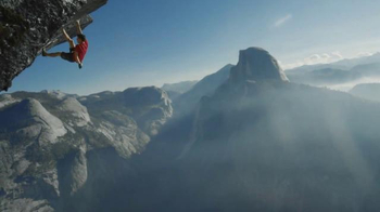 Squarespace TV Spot, 'Alex Honnold's Story' Ft. Alex Honnold, Song by Panam