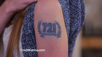 Credit Score Tattoo thumbnail