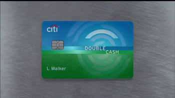 Citi Double Cash TV Spot, 'Two In One' Song by RAC - Thumbnail 3