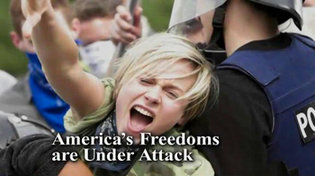 Protect the Harvest TV Spot, 'America's Freedoms Under Attack'