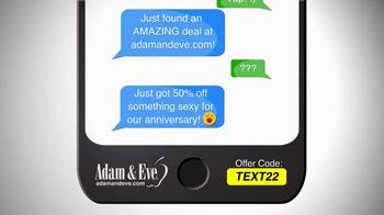 Adam & Eve TV Spot, 'Mobile Conversation'