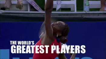 Mylan World Team Tennis TV Spot, \'WTT Finals\'
