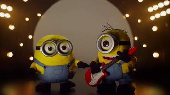 Interactive Minions TV Spot, 'Rock'n'roll Buddies'