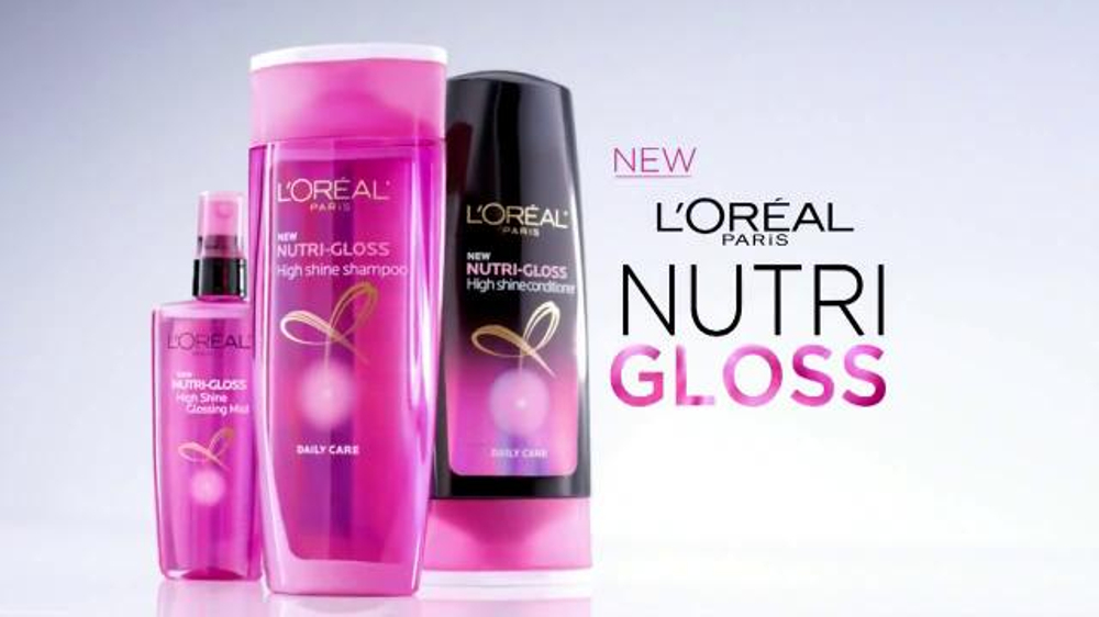 L'Oreal Paris Nutri-Gloss TV Commercial, 'Get Your Gloss On' Feat. Karlie Kloss