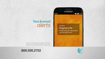 AT&T Digital Life Smart Security TV Spot, 'Limited Time Offer'