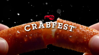 Red Lobster Crabfest TV Spot, 'Crab Goes With Everything'