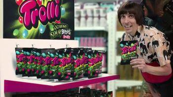 Trolli Extreme Sour Bites TV Spot, 'Dino Trip'
