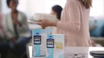 Pillsbury Purely Simple TV Spot, 'Delicious Homemade Taste'