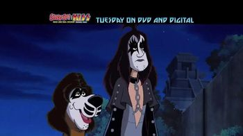Scooby-Doo! and KISS: Rock and Roll Mystery DVD TV Spot