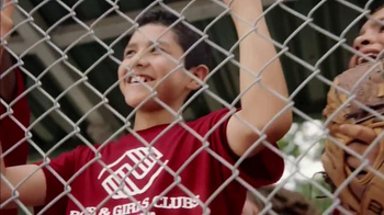 Boys & Girls Clubs of America TV Spot, \'Influence\' Featuring Chris Archer