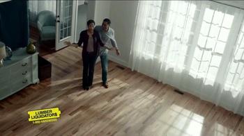 Lumber Liquidators TV Spot, 'Walk Into a New Home'