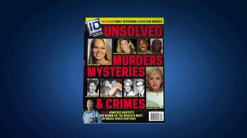 Investigation Discovery Magazine TV Commercial, 'Unsolved Murders' - iSpot.tv