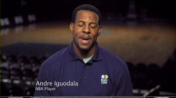 Dribble to Stop Diabetes TV Spot Featuring Andre Iguodala