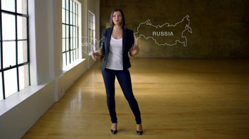 Weight Watchers Online TV Spot, 'From Russia'