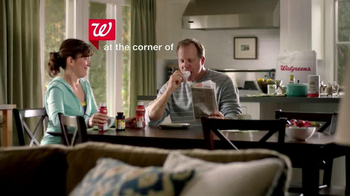 Walgreens TV Spot, 'Corner of Good Intentions and Powdered Donuts'