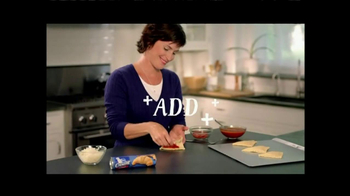 Pillsbury Crescents TV Spot, 'Crescent Pizza Pocket' - Thumbnail 3