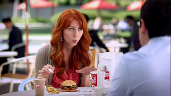 Wendy's Right Price, Right Size Menu TV Spot, 'Saving a Few Bucks' - Thumbnail 3