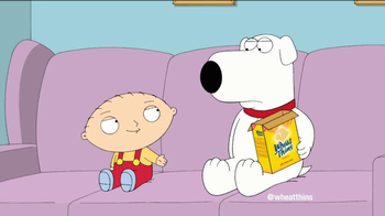 Wheat Thins TV Spot Featuring Family Guy - Thumbnail 2