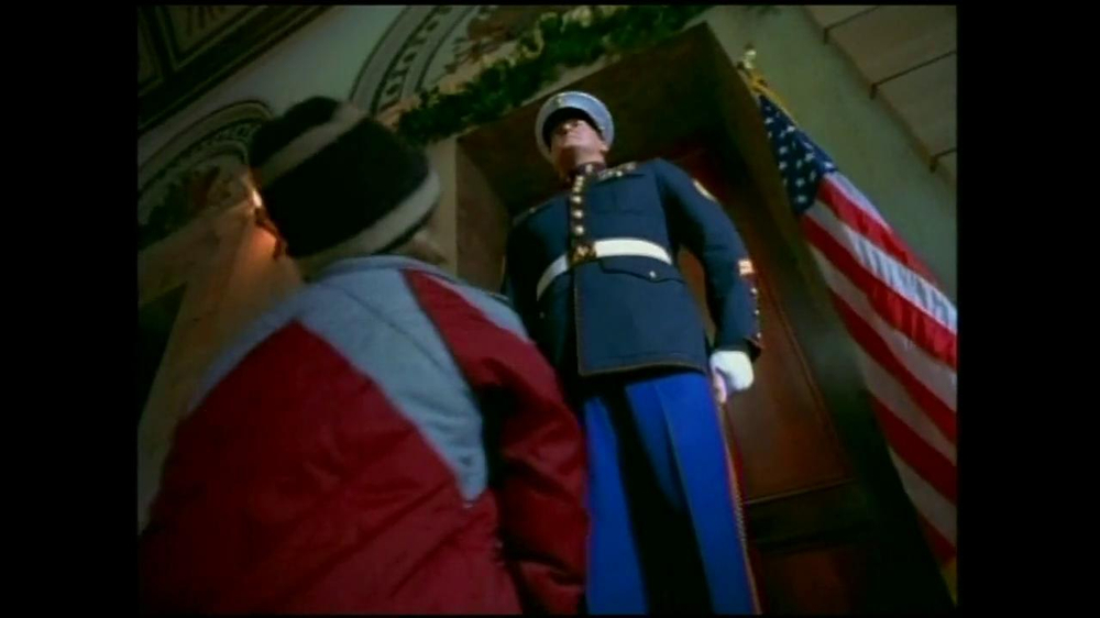The Santa Clause 2 Toys For Tots : Marine toys for tots tv commercial are you santa claus