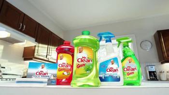 Mr. Clean TV Spot, 'Clean Team'