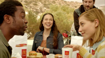 McDonald's Dollar Menu TV Spot, 'Grilled Onion Cheddar Burger' - Thumbnail 3