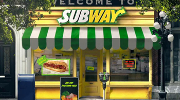 Subway Big Hot Pastrami Melt TV Spot, 'Perfect Pastrami' - Thumbnail 1
