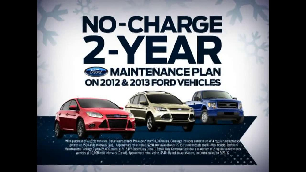 Ford Year End Celebration Tv Commercial Days To Save