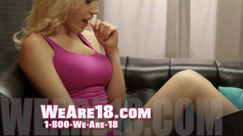 We Are 18 TV Spot, \'Log On Now\'