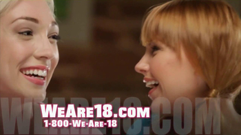 We Are 18 TV Spot, 'Log On Now' - Thumbnail 7