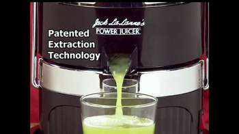 Jack Lalanne's Power Juicer TV Spot, 'Artificial Sweetners' - Thumbnail 6