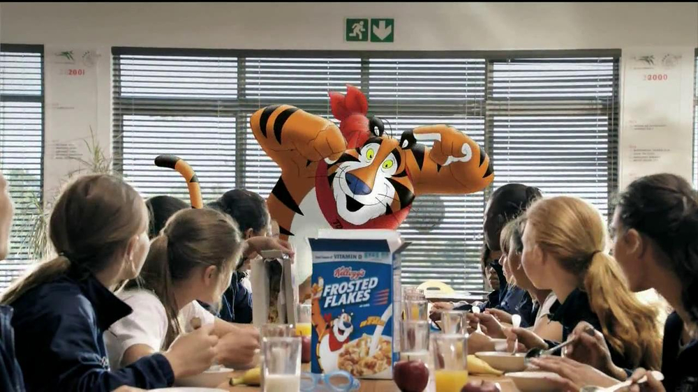 Frosted Flakes TV Commercial, 'Show Your Stripes' - iSpot.tv