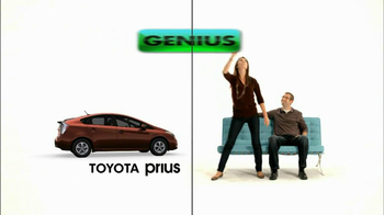 2013 Toyota Prius TV Spot, 'Roxanne and Joe' - Thumbnail 9