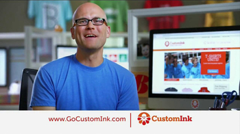 CustomInk TV Commercial, 'Bringing People Together' - iSpot.tv