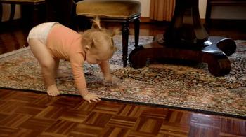 Pampers Cruisers TV Spot, 'Crawling' - Thumbnail 3
