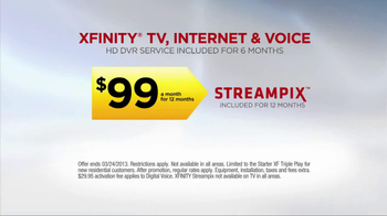 XFINITY Internet TV Spot, 'Stay Up to Speed' Featuring Dennis Farina - Thumbnail 7