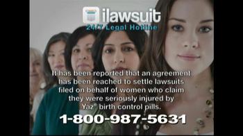 iLawsuit Legal Hotline TV Spot, 'Breaking News Update'
