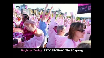 Susan G. Komen for the Cure 3-Day TV Spot, 'Beautiful'