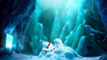 Coca-Cola TV Spot, 'Polar Bear Football' - Thumbnail 1