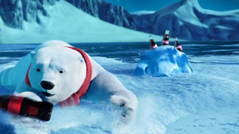 Coca-Cola TV Spot, 'Polar Bear Football' - Thumbnail 7