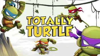Nickelodeon Monkey Quest TV Spot, 'Totally Turtle'